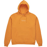 Default Hooded PO Fleece Orange