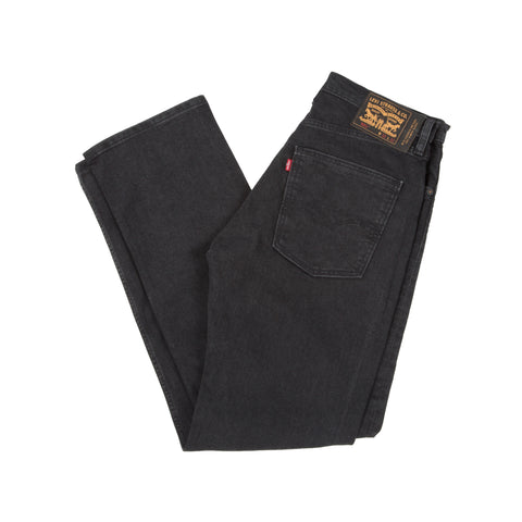 501 Original Fit Skateboarding S&E STF Black