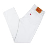 511 Slim Fit White Bull Denim
