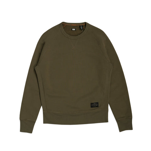 Crewneck Fleece Ivy Green