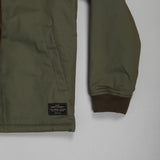 Skate Pile Jacket Ivy Green