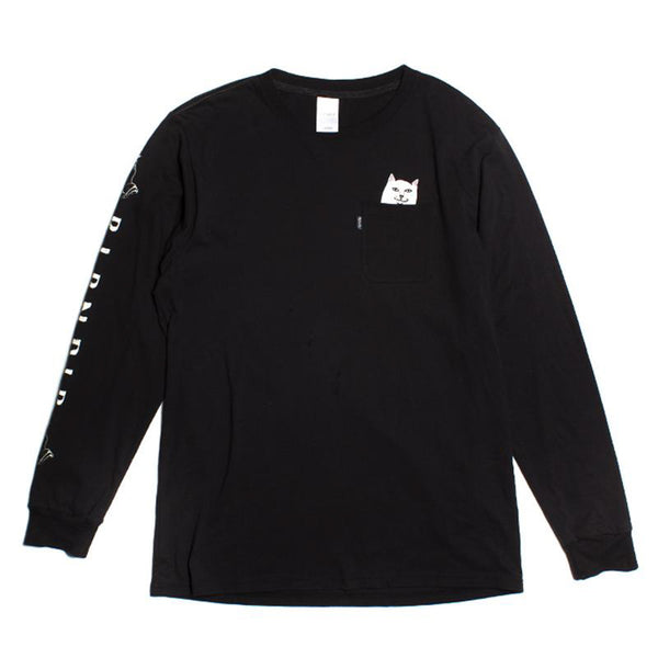 Lord Nermal Pocket LS Black