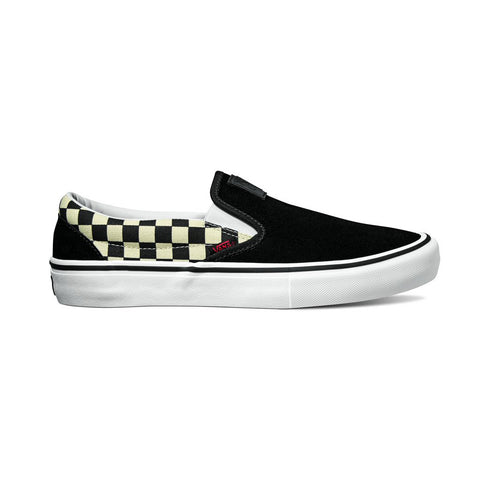 Slip-On Pro Thrasher Black Checkerboard