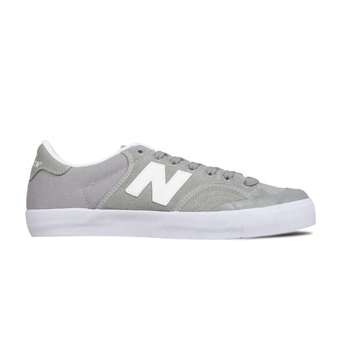 Pro Court 212 Steel Canvas Suede