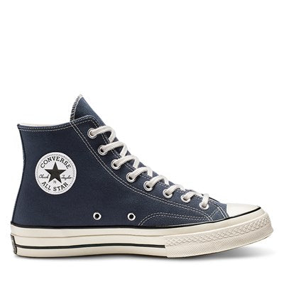 Chuck 70 Hi True Navy Black Egret