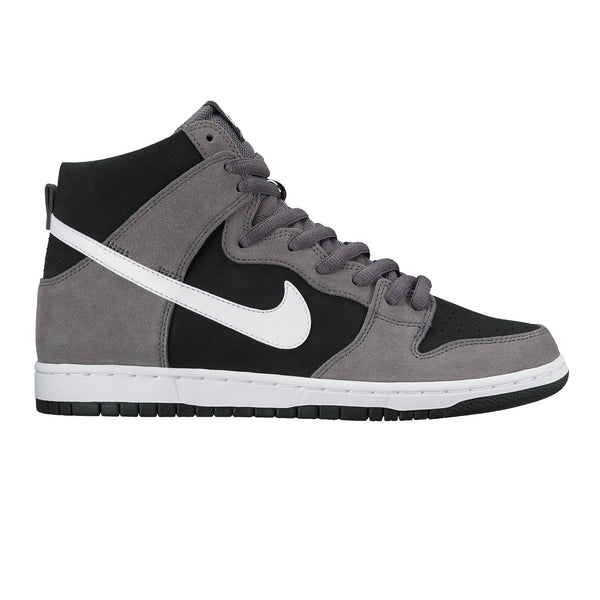 Dunk High Pro Dark Grey White Black