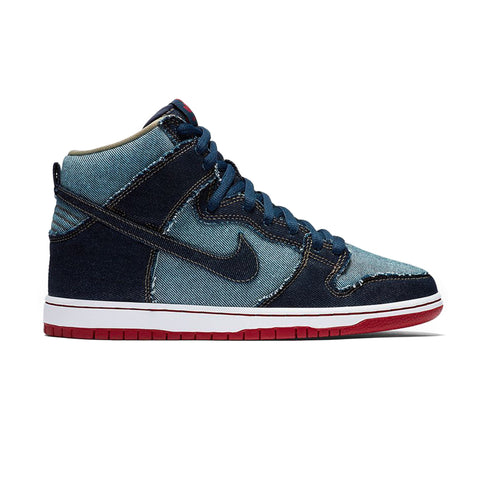Nike SB Dunk High TRD QS Midnight Navy