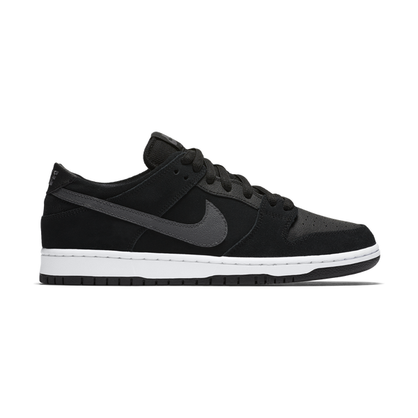 Dunk Low Pro IW Black Lt Graphite White