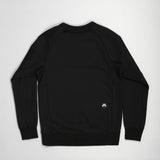 SB Icon Crew Black White