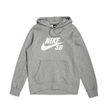 SB Icon Dark Grey Heather White