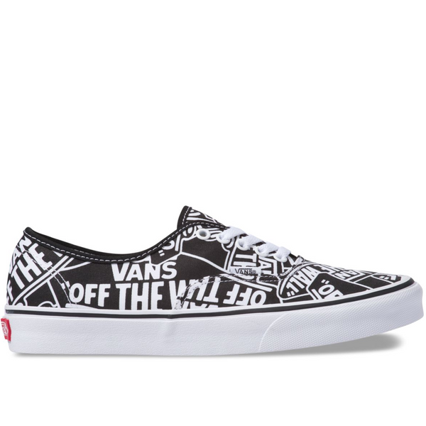 Authentic (OTW REPEAT) Black True White