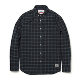 Hanover Check Shirt Navy