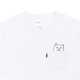 Pocket T-Shirt Lord Nermal White