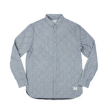 Penfield Womens Heyden Quilted Blue