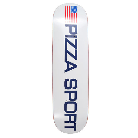Pizza Sport White