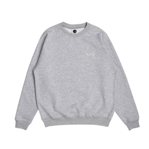 Default Sweatshirt Sports Grey