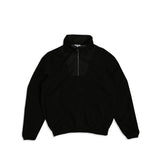 Golf Club Pullover Black