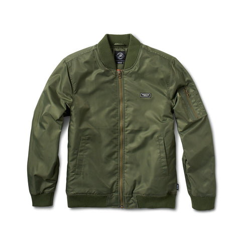 Canopy Bomber Olive