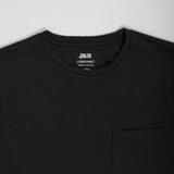 Publish SS Pocket Knit Black