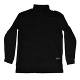 Extendo Turtleneck Black