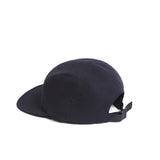 Halifax Camp Cap Black