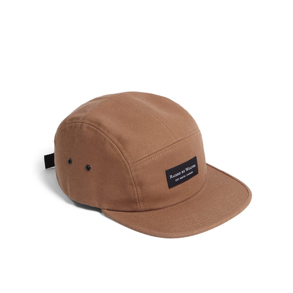 Halifax Camp Cap Ranch Tan