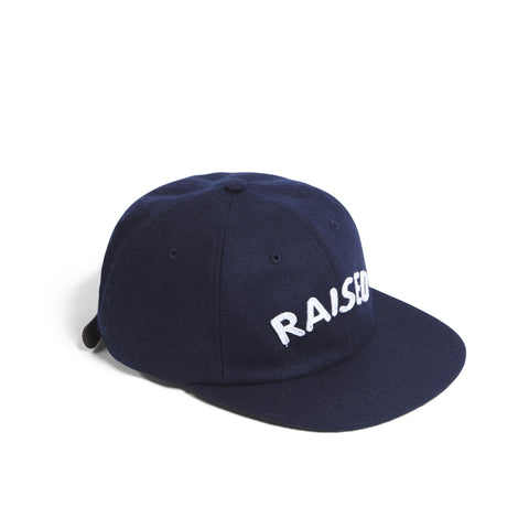 Raised Polo Cap Navy
