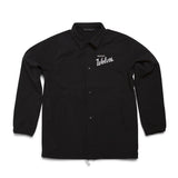 Varsity Coaches Jacket Black