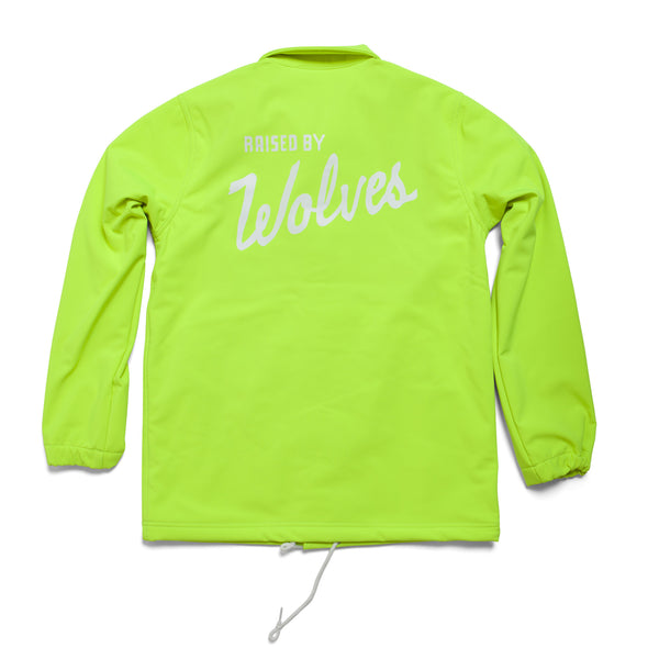 Varsity Coaches Jacket Highlighter