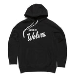 Varsity Hooded Black