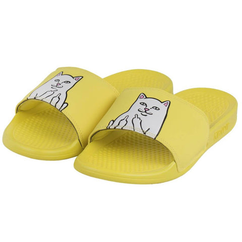 Lord Nermal Slides Yellow
