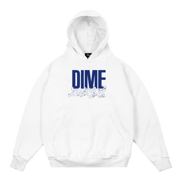 Support Hoodie White