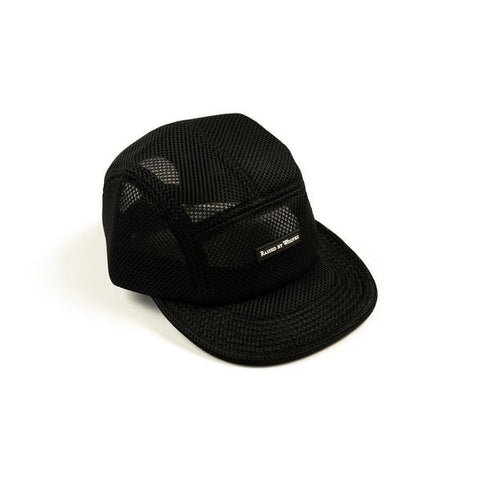 Spacer 5 Panel Cap Black