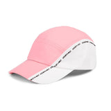 Turbo Hat Pink & White