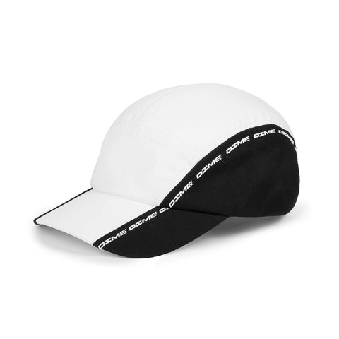 Turbo Hat White & Black