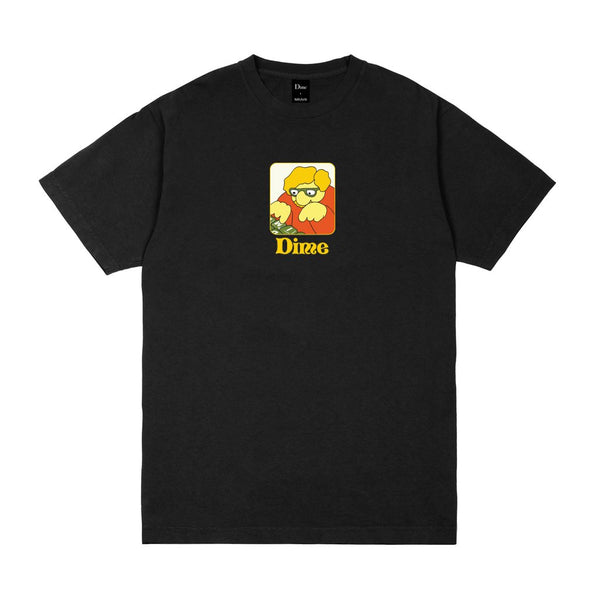 Typo T-Shirt Black