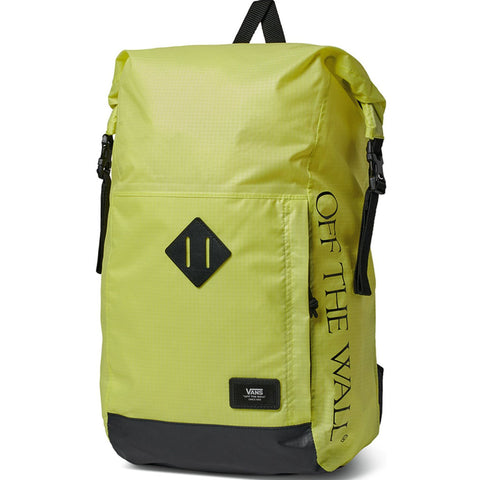 Fend Roll Top Backpack Sunny Lime