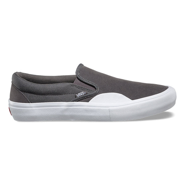 Slip on Pro Rubber Pewter