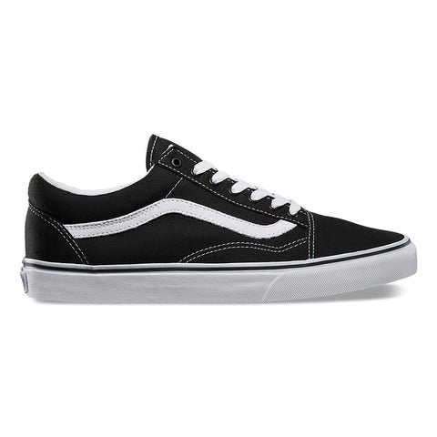 Old Skool (Canvas) Black True White