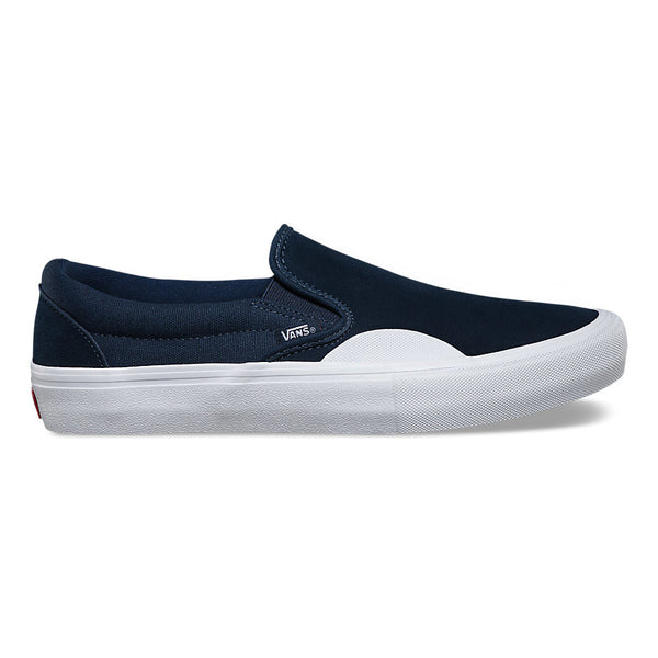 Slip On Pro Rubber Dress Blue White