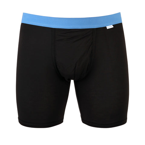 Weekday (Boxer Brief) Black Blue