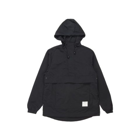 Willoughby Anorak Black