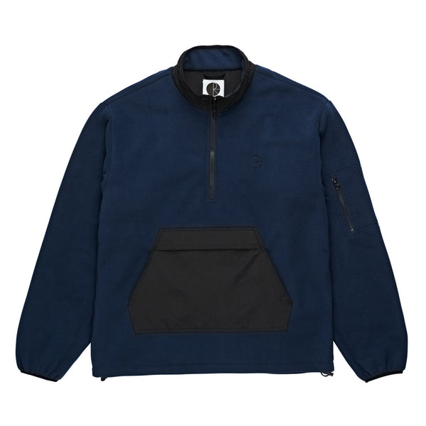 Gonzalez Fleece Black Obsidian Blue