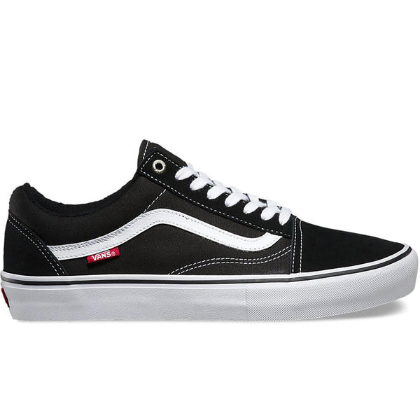 Old Skool Pro Black White