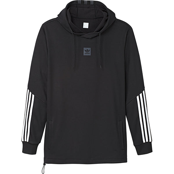 Cornered Hood Black