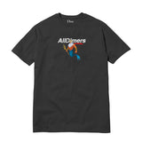 Alldimers Merman Tee Black
