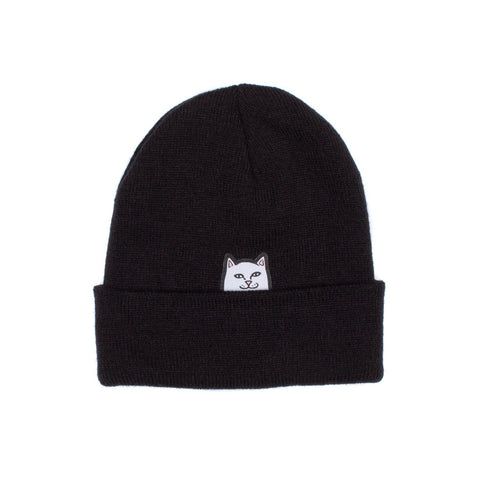 Lord Nermal Beanie Black