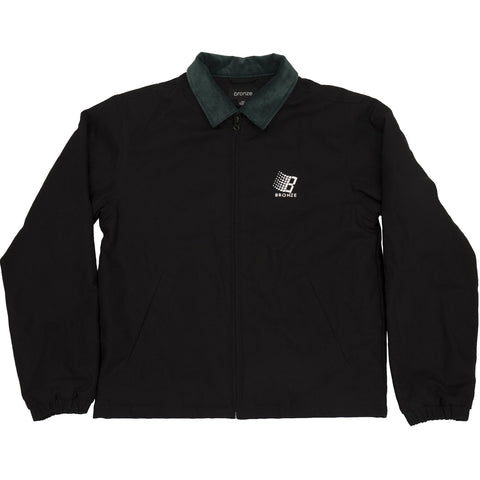 Duck Canvas Jacket Black