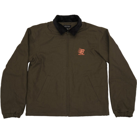 Duck Canvas Jacket Hunter Green