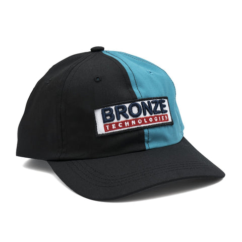 Technologies Hat Black Teal